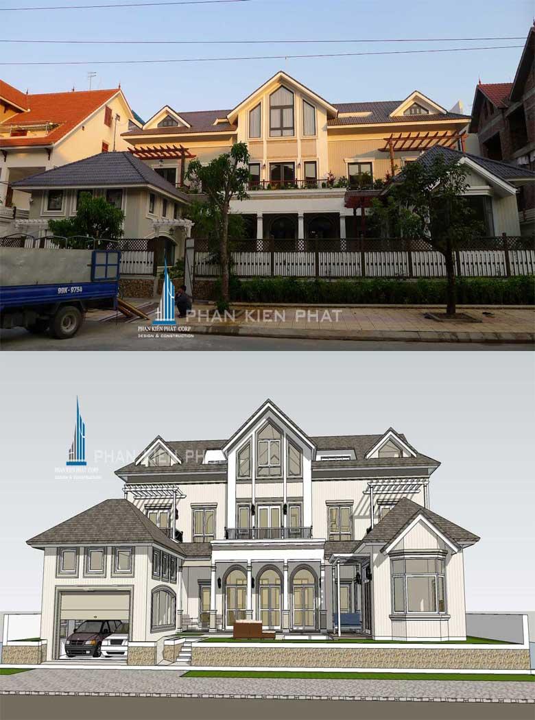 Công trình, Công trình hoàn thiện, Trịnh Hữu