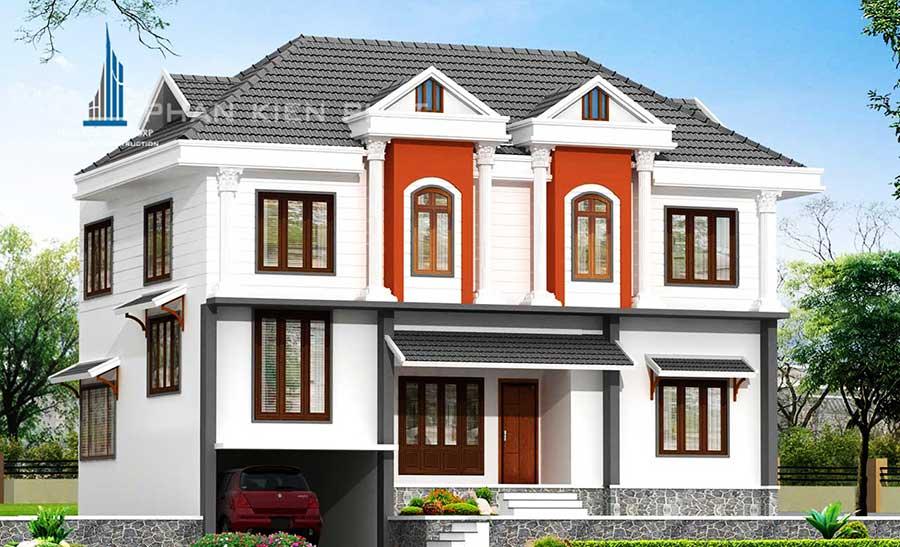 Công trình, Thiết kế xây dựng biệt thự, Chú Nguyễn Nam Long