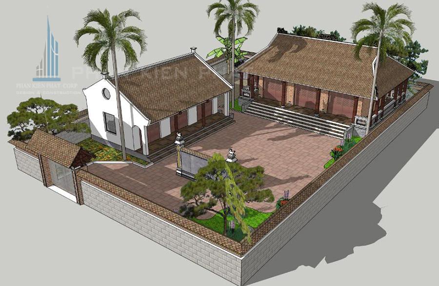 Công trình, Thiết kế xây dựng biệt thự, Bác Nguyễn Sinh