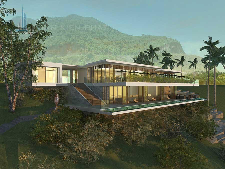 Công trình, Thiết kế xây dựng biệt thự, Anh Nguyễn Cao Thanh