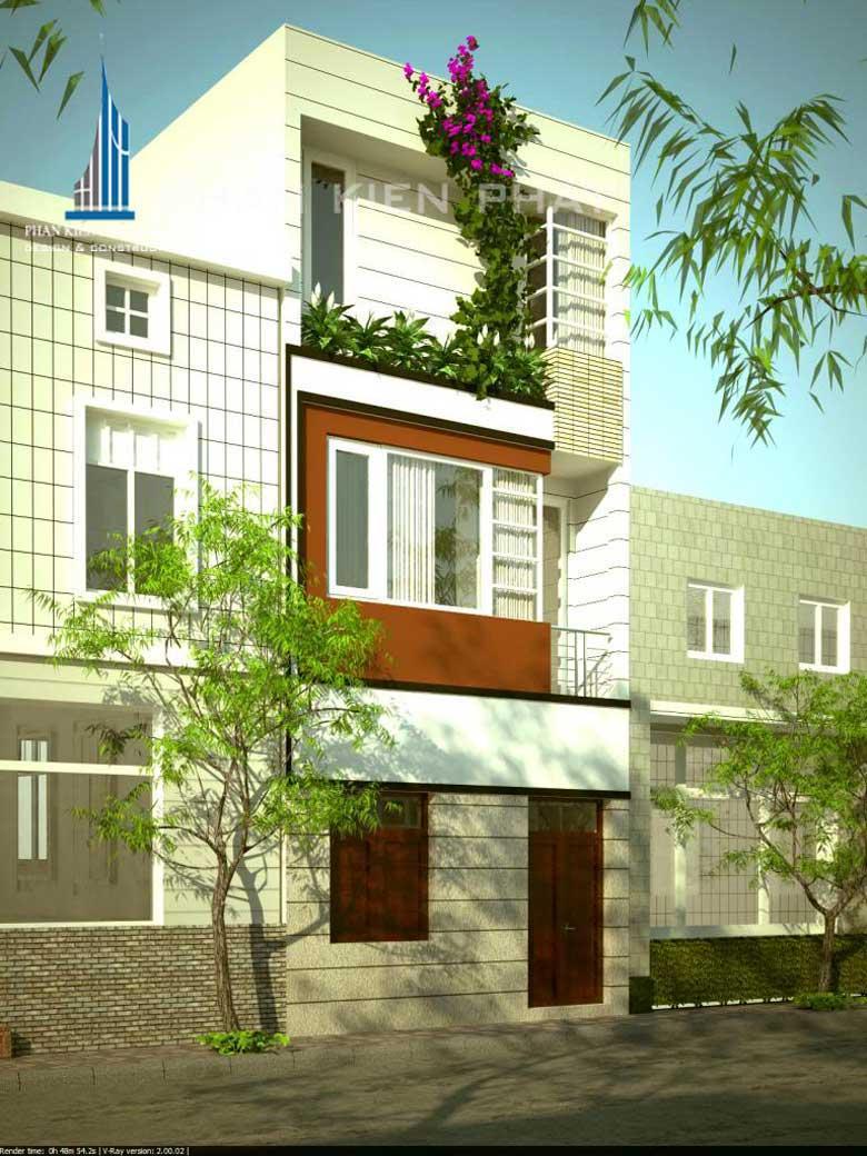 Công trình, Thiết kế xây dựng nhà phố, Bác Đặng Hồng Thái