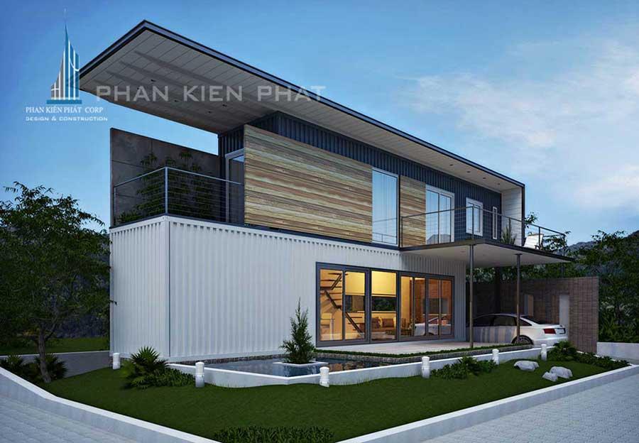 Công trình, Thiết kế xây dựng biệt thự, Anh Trương Trung Sơn