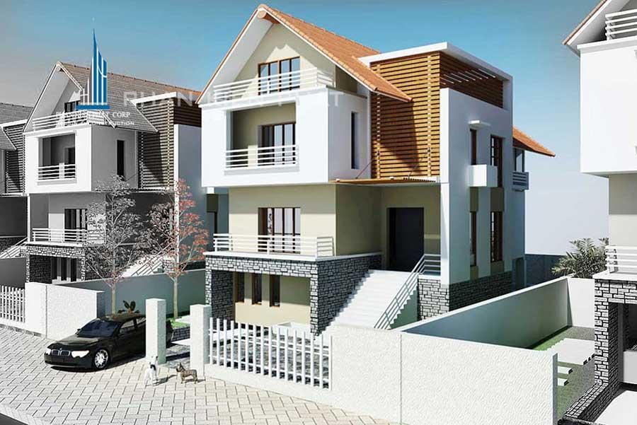 Công trình, Thiết kế xây dựng biệt thự, Anh Vũ Anh Đại