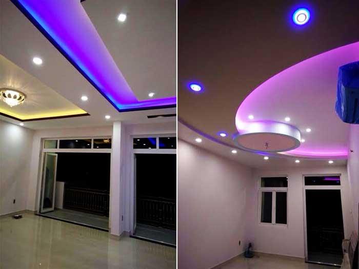 Thiết kế nhà 4 tầng - phòng ngủ