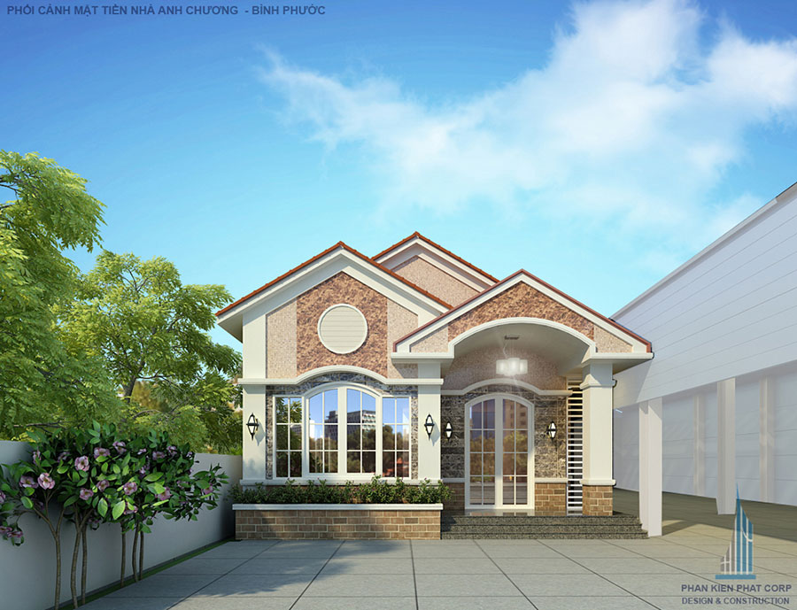 Công trình, Thiết kế xây dựng biệt thự, Bác Lưu Văn Chương