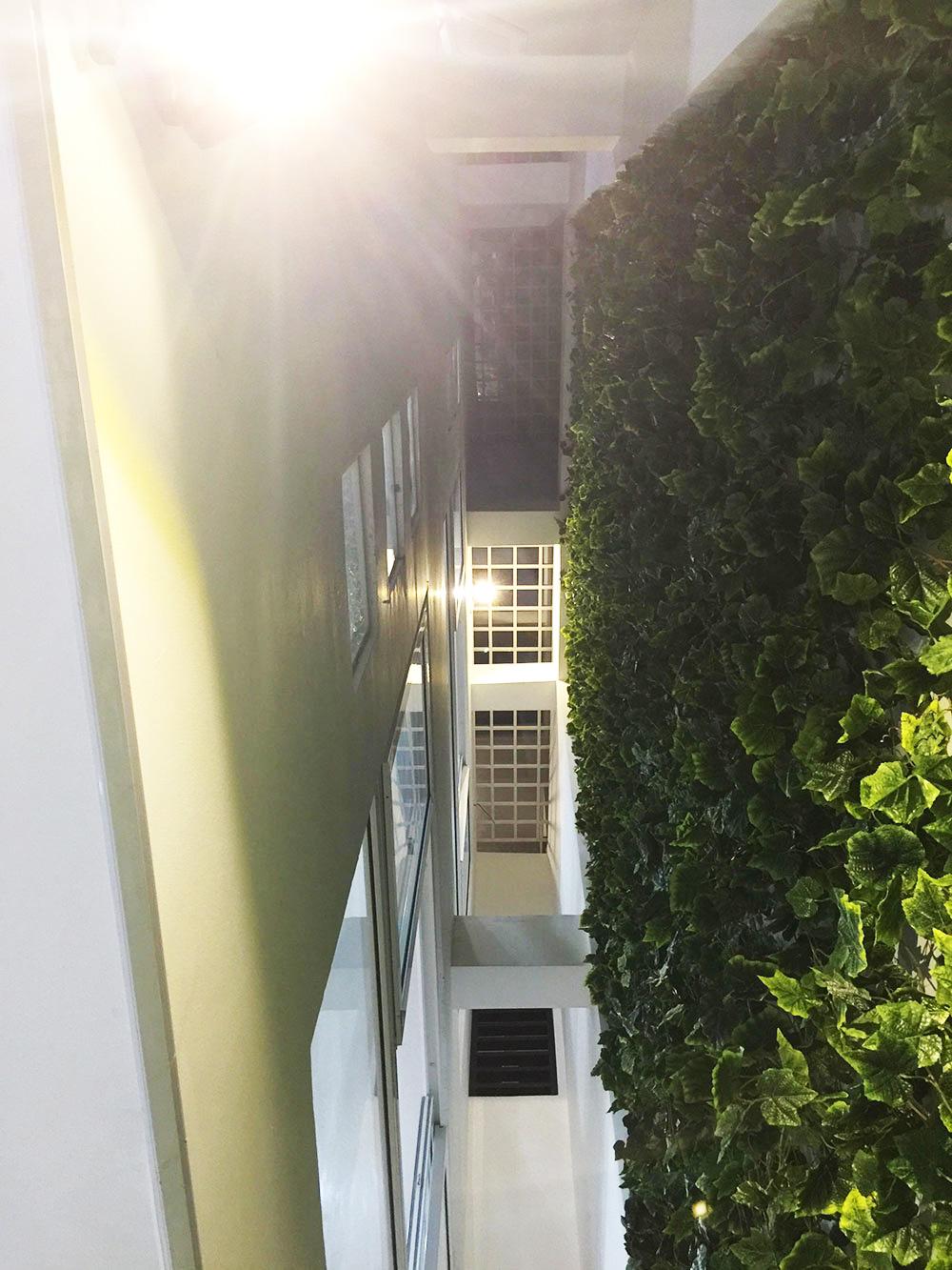 Không gian hoàn thiện nhà phố hiện đại góc view 22