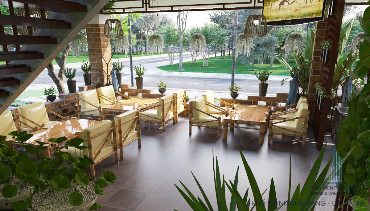 Nhà hàng truyền thống view 18
