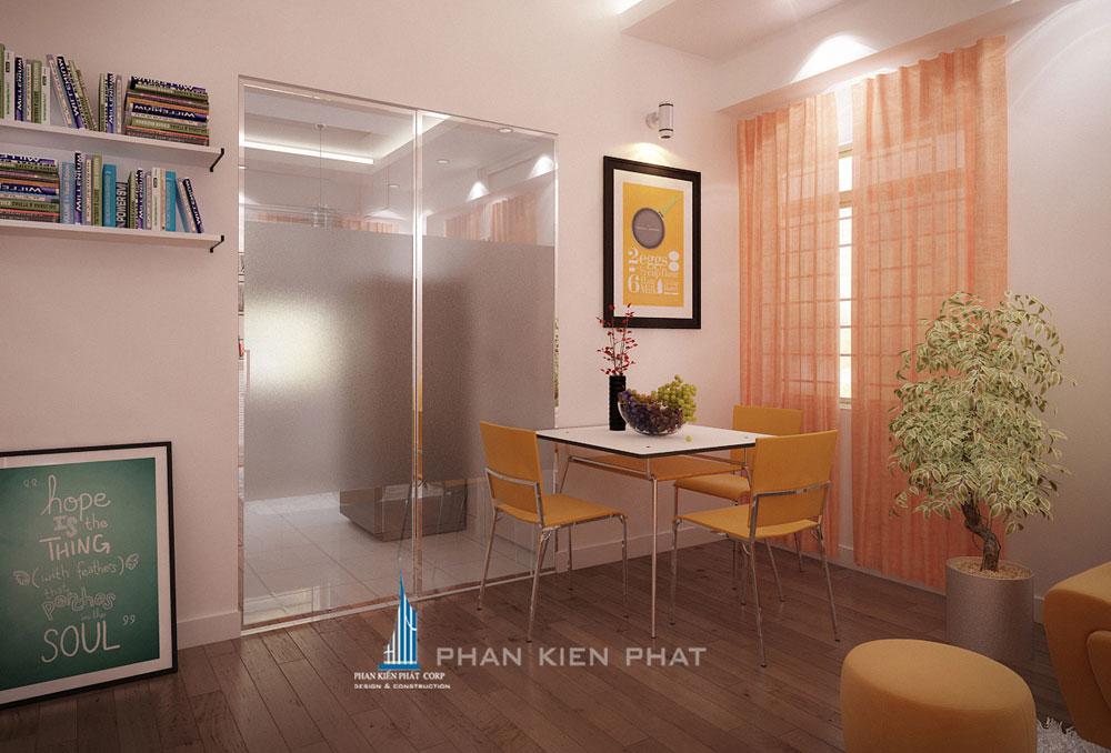 Nội thất, Nội thất căn hộ chung cư, Chị Nguyễn Thu Minh