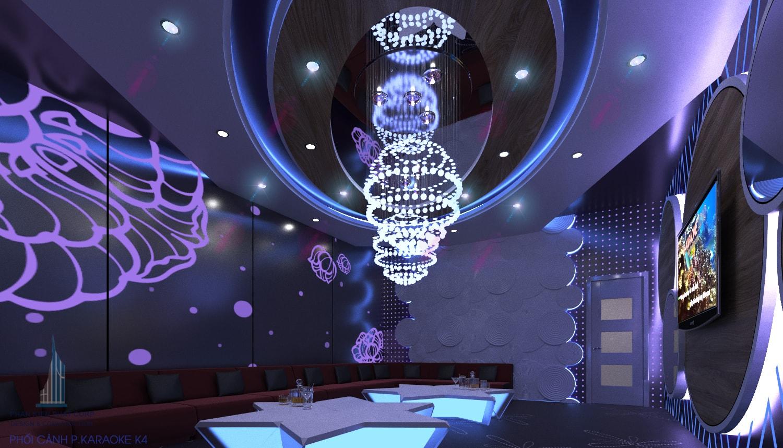 Nội thất karaoke phòng 4 view 1