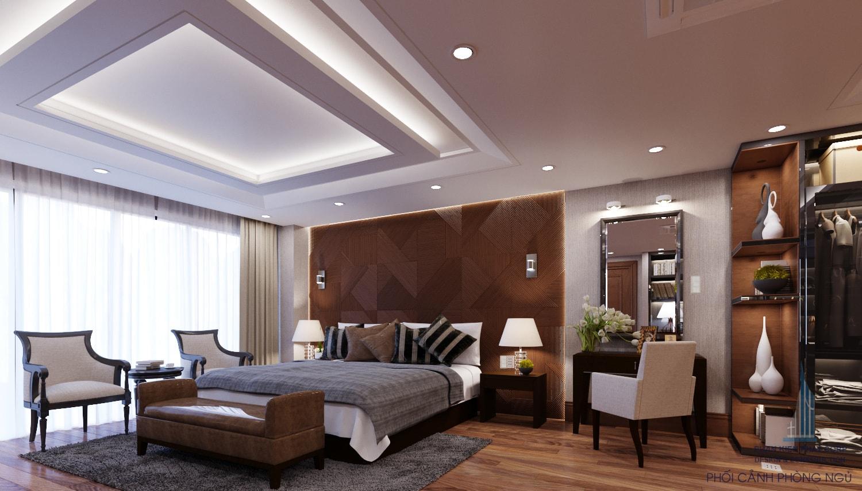 Nội thất phòng ngủ view 1