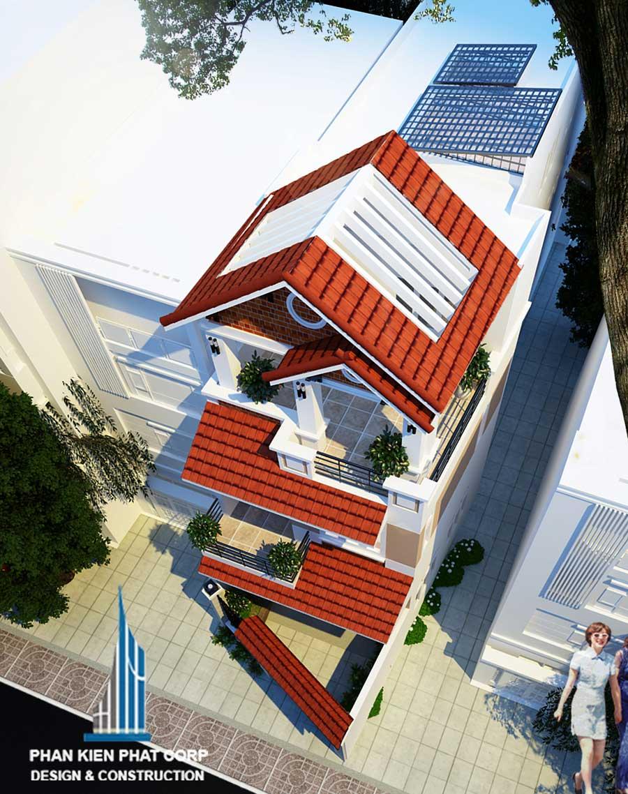 Thiết kế nhà cho người mệnh Hỏa