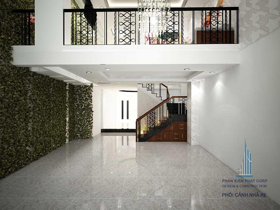 Thiết kế nhà ở - Gạch Bóng Kính