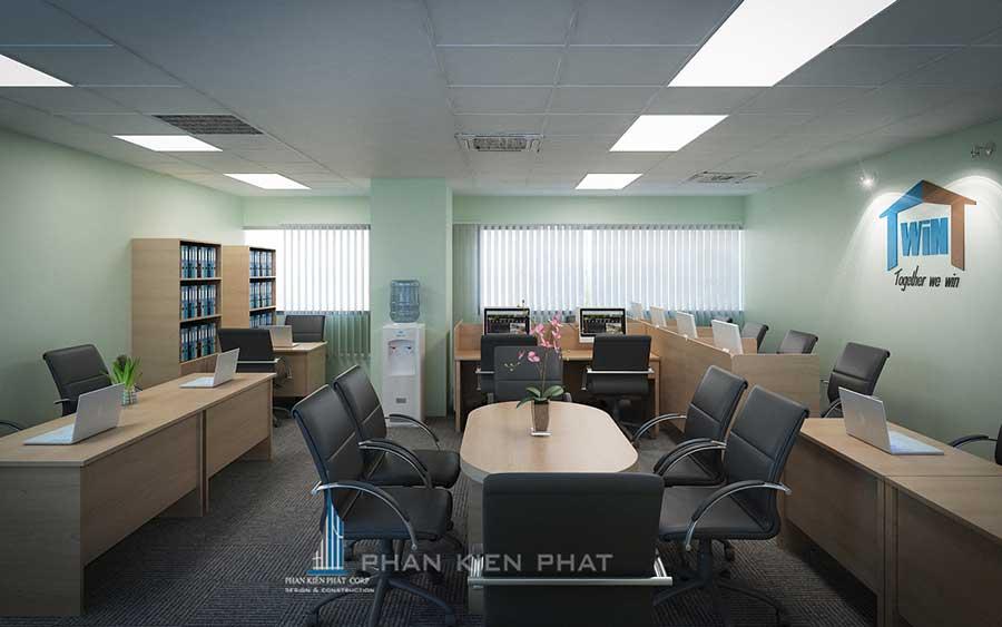 Thiết kế văn phòng - Phòng họp