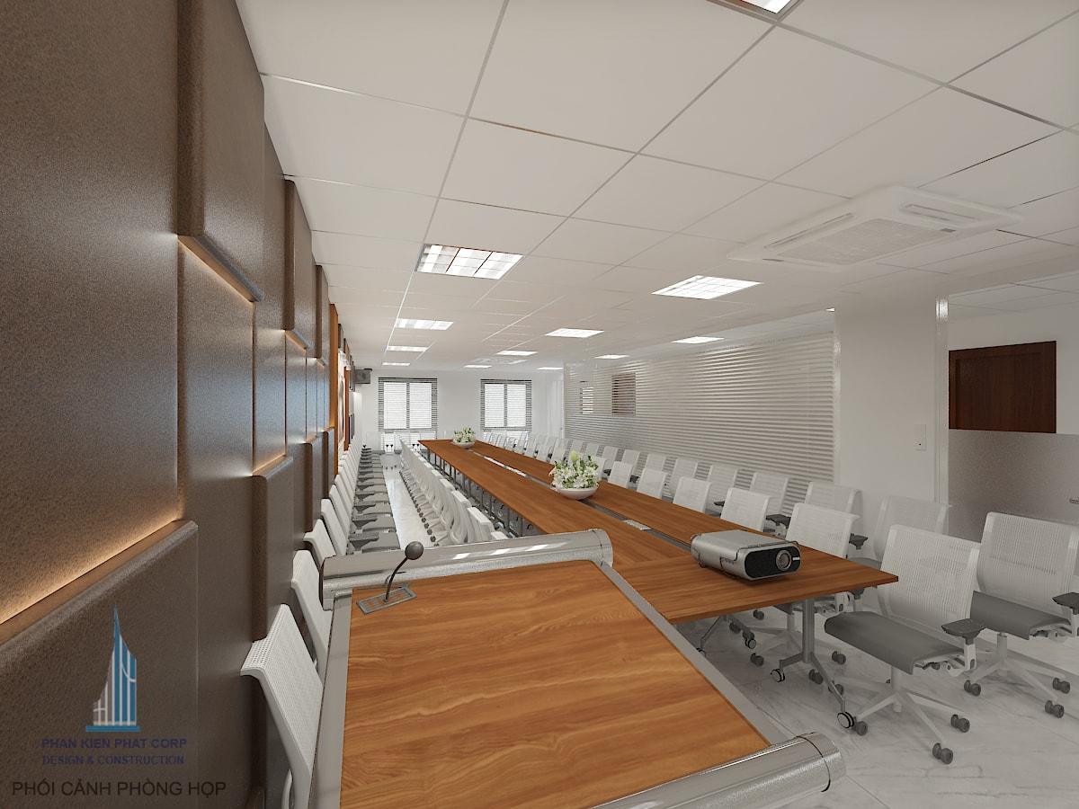 Phối cảnh phòng họp view 2