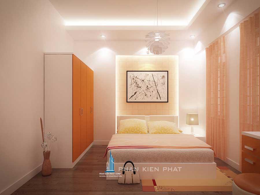Nội thất nhà chung cư - Phòng ngủ 1 góc 1