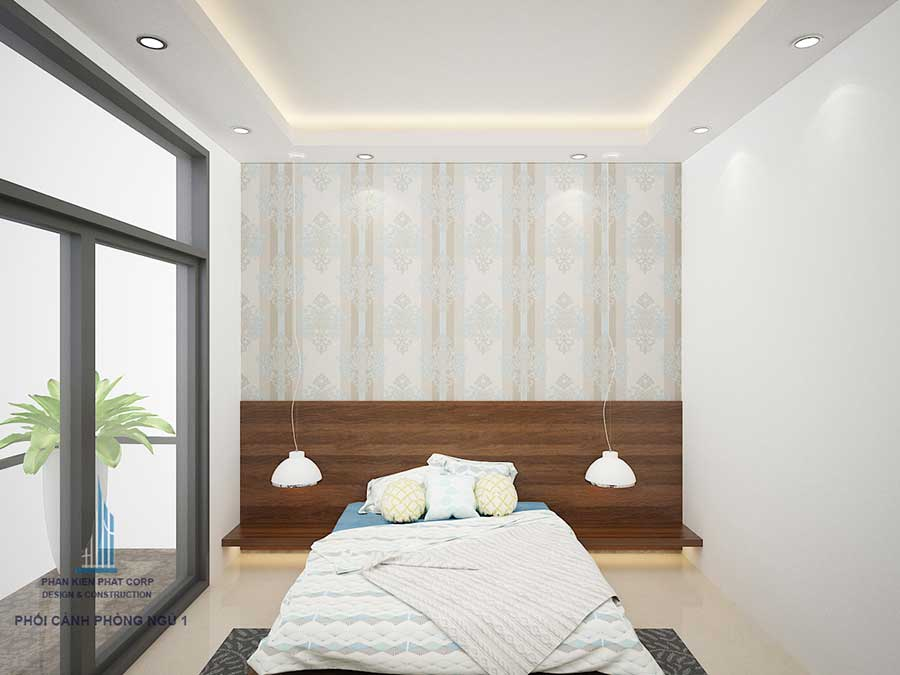 Phòng ngủ - Thiết kế nhà ở
