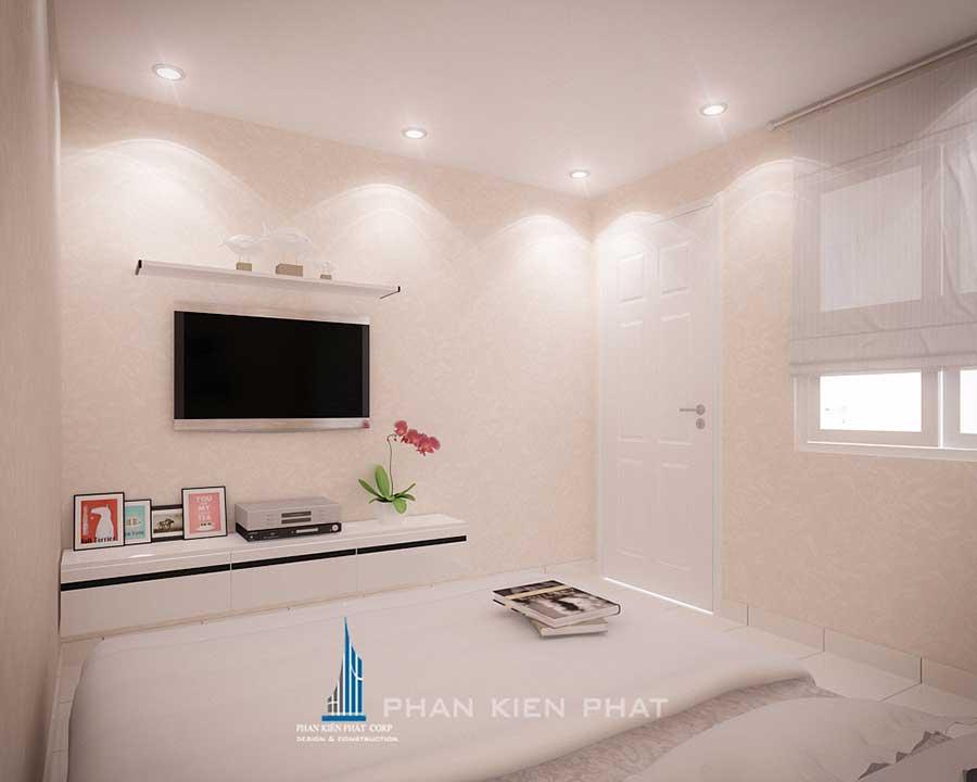 Thiết kế nội thất - Phòng ngủ 2 góc 2