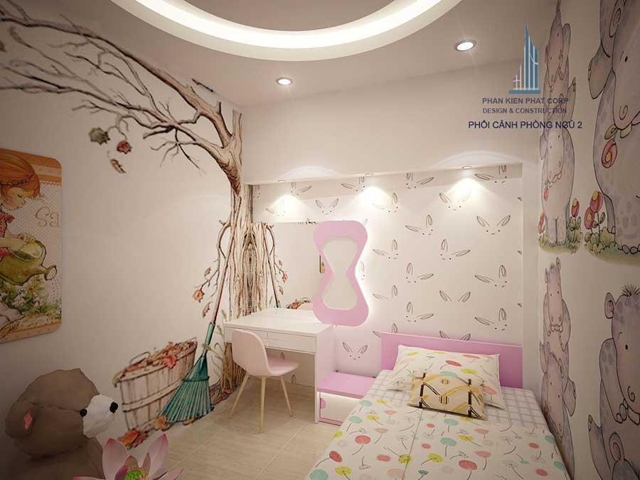 Thiết kế nhà ở - Phong thủy phòng ngủ