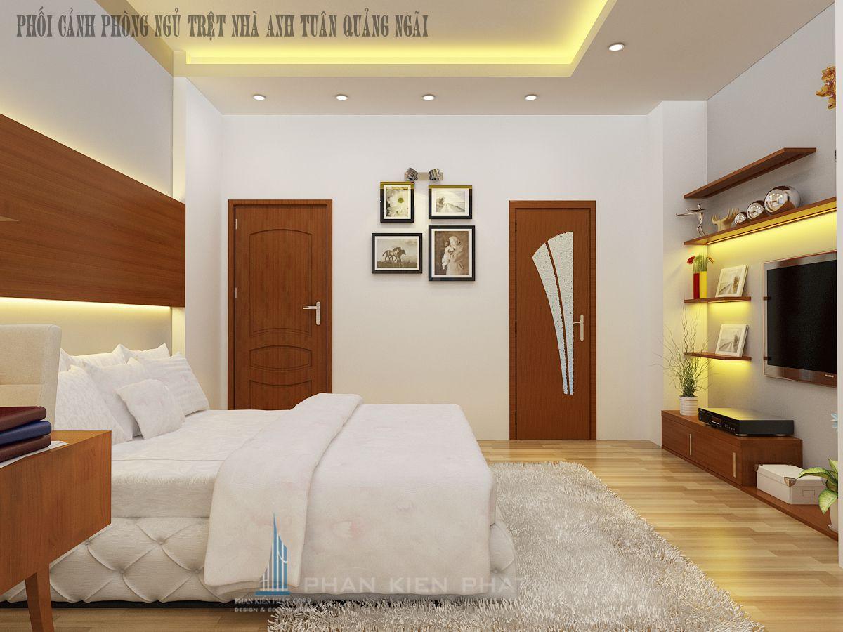 Phối cảnh phòng ngủ wiew 1