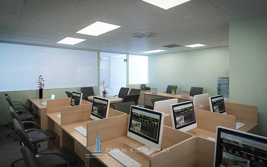 Thiết kế văn phòng - Văn phòng