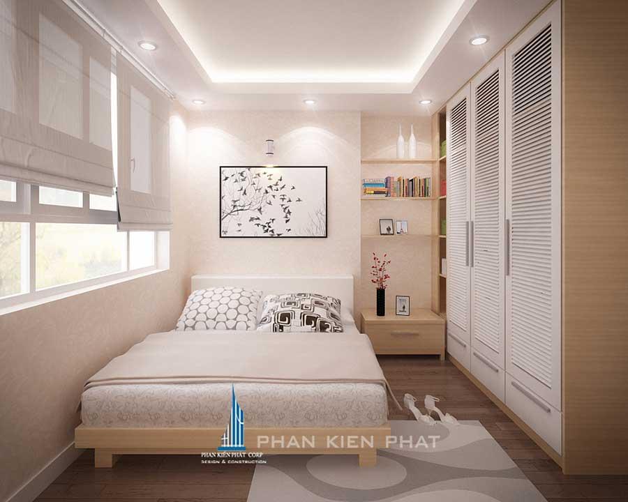 Nội thất nhà ở - Phòng ngủ 1 góc 1
