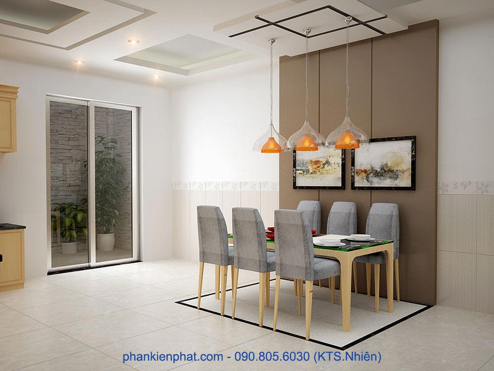 Phòng ăn view 2