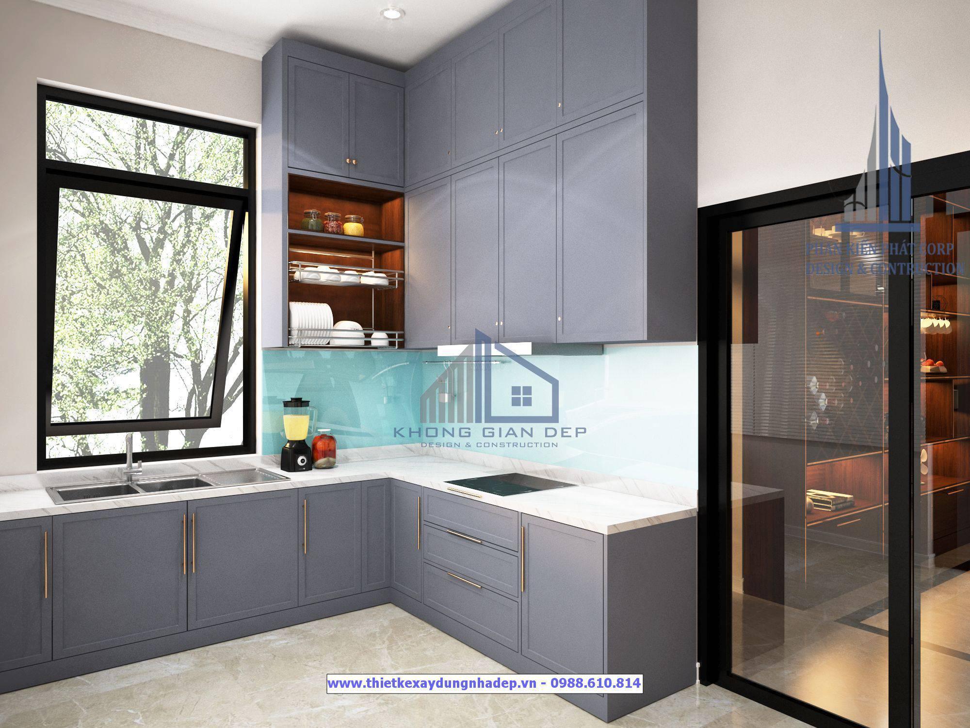 Phòng bếp wiew 2