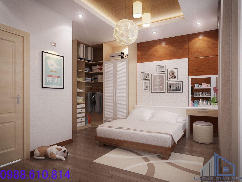 Phong cảnh phòng ngủ wiew 1