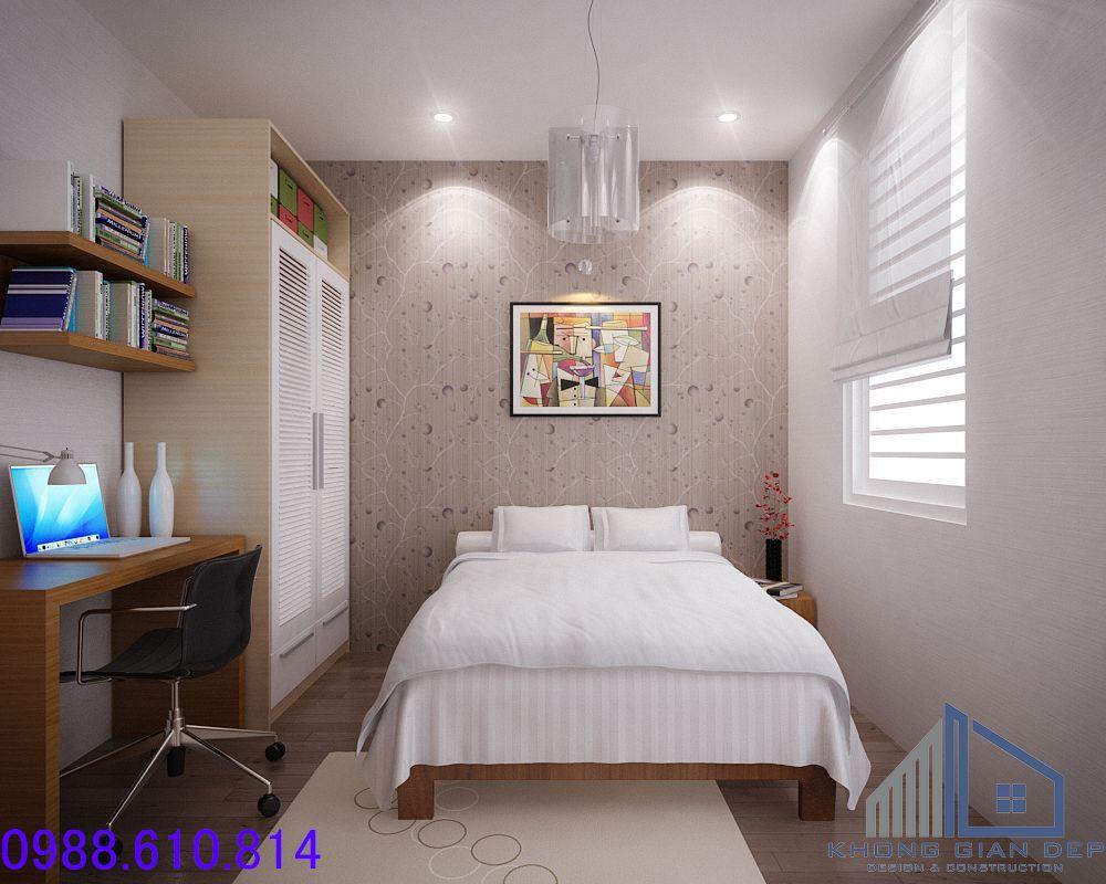 Phong cảnh phòng ngủ wiew 3