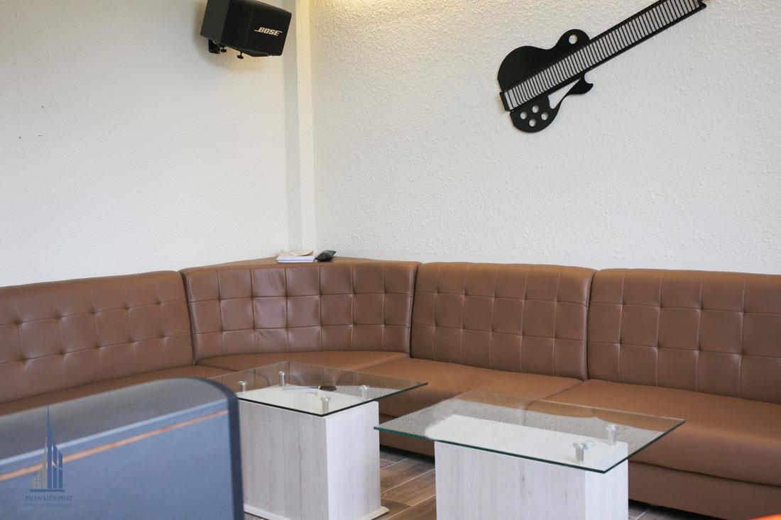 Phòng giải trí karaoke view 2