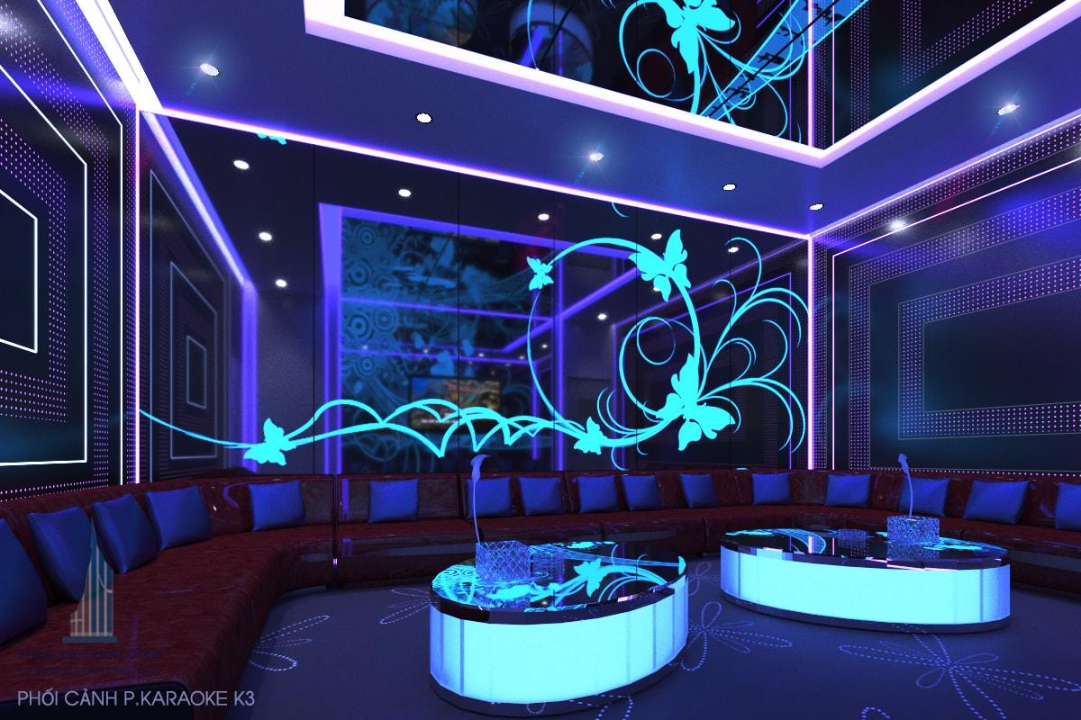 Phòng karaoke 3 view 3