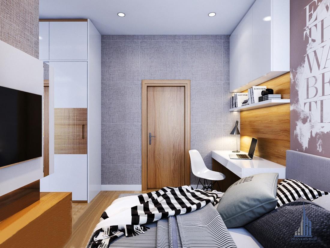 phòng ngủ đơn giản độc đáo