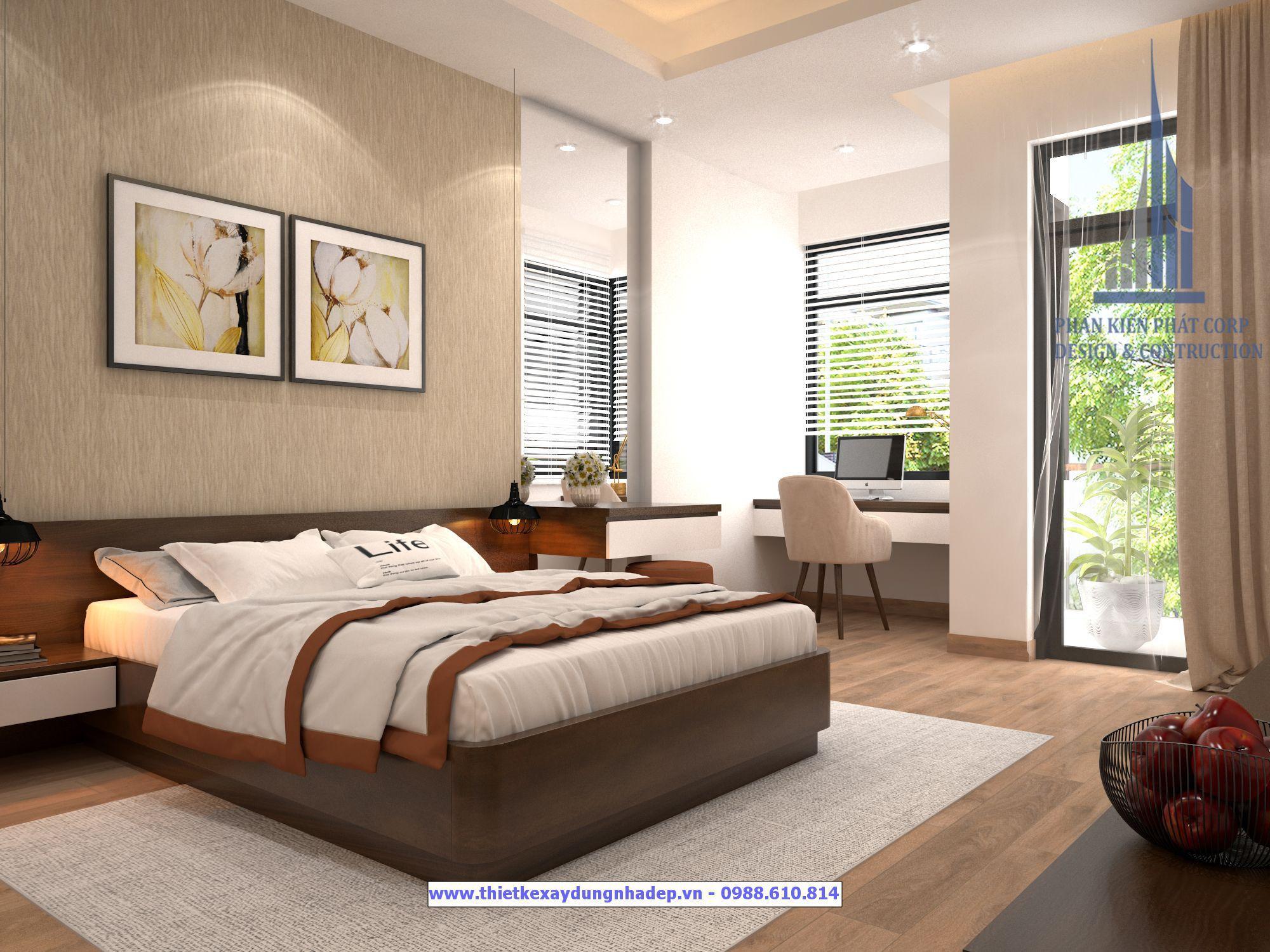 Phòng ngủ wiew 2