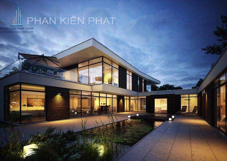 Công trình, Thiết kế xây dựng biệt thự, Anh Lê Anh Tuấn