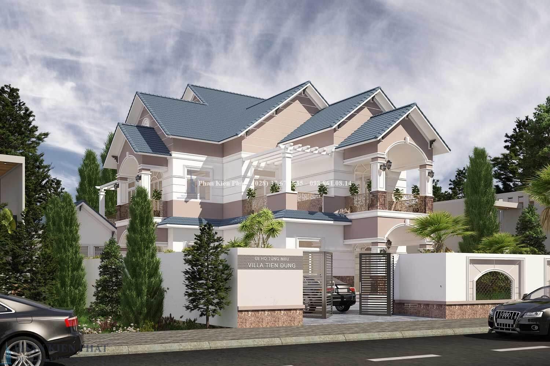 Villa Dep Sang Trong V1