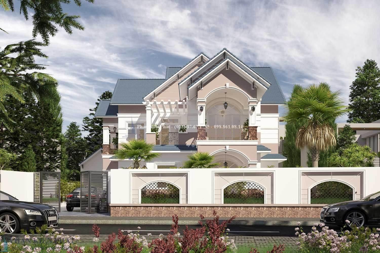 Villa Dep Sang Trong V2