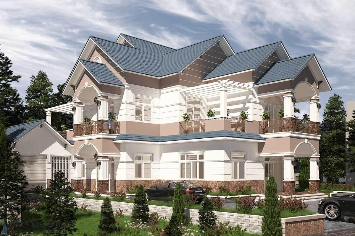 Villa Dep Sang Trong V4