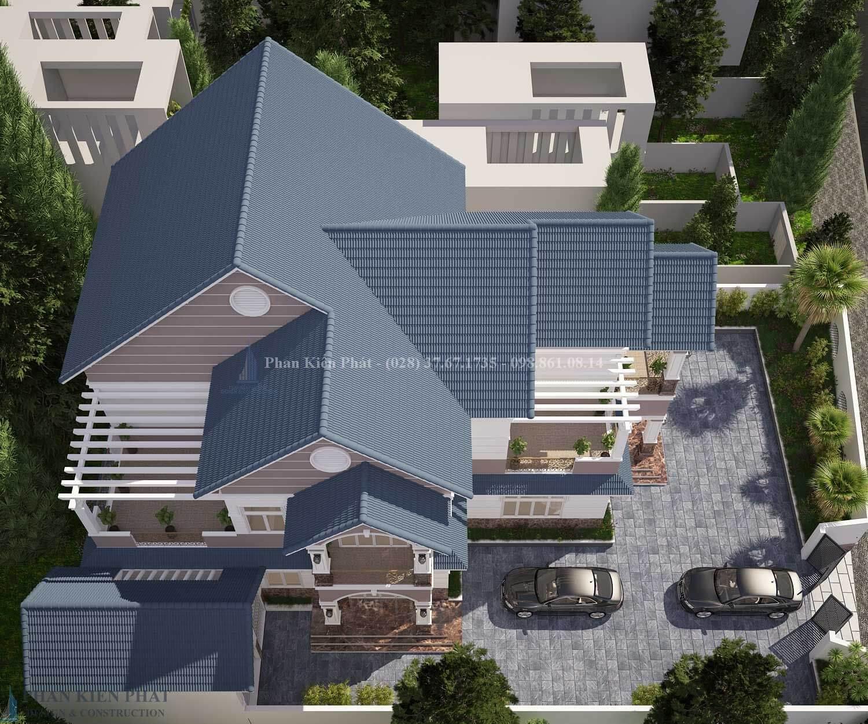 Villa Dep Sang Trong V5