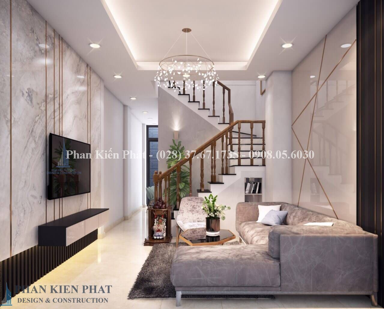 Thiet Ke Noi That Phong Khach View3 Tkxd