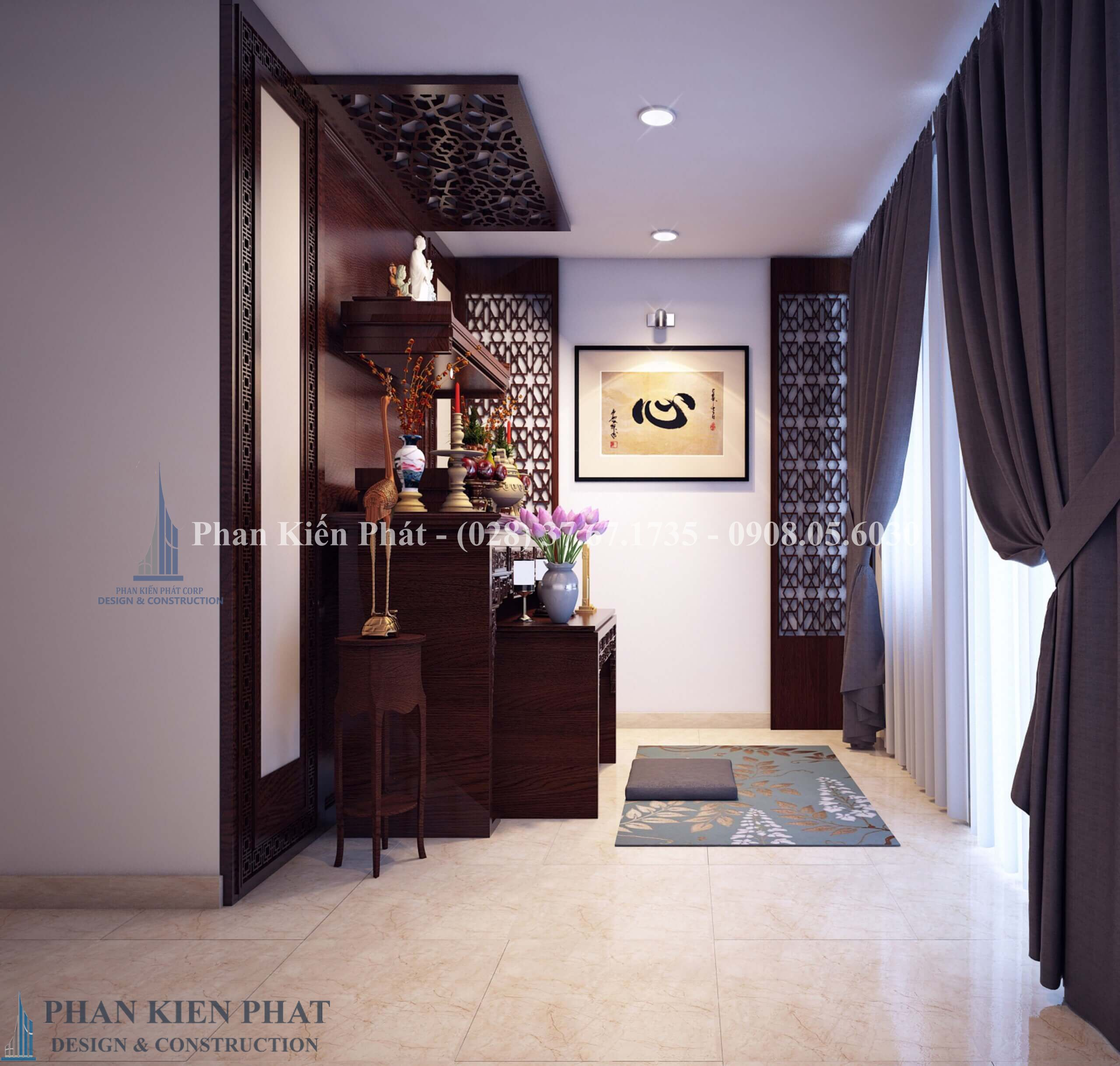 Thiet Ke Noi That Phong Tho View1 Tkxd
