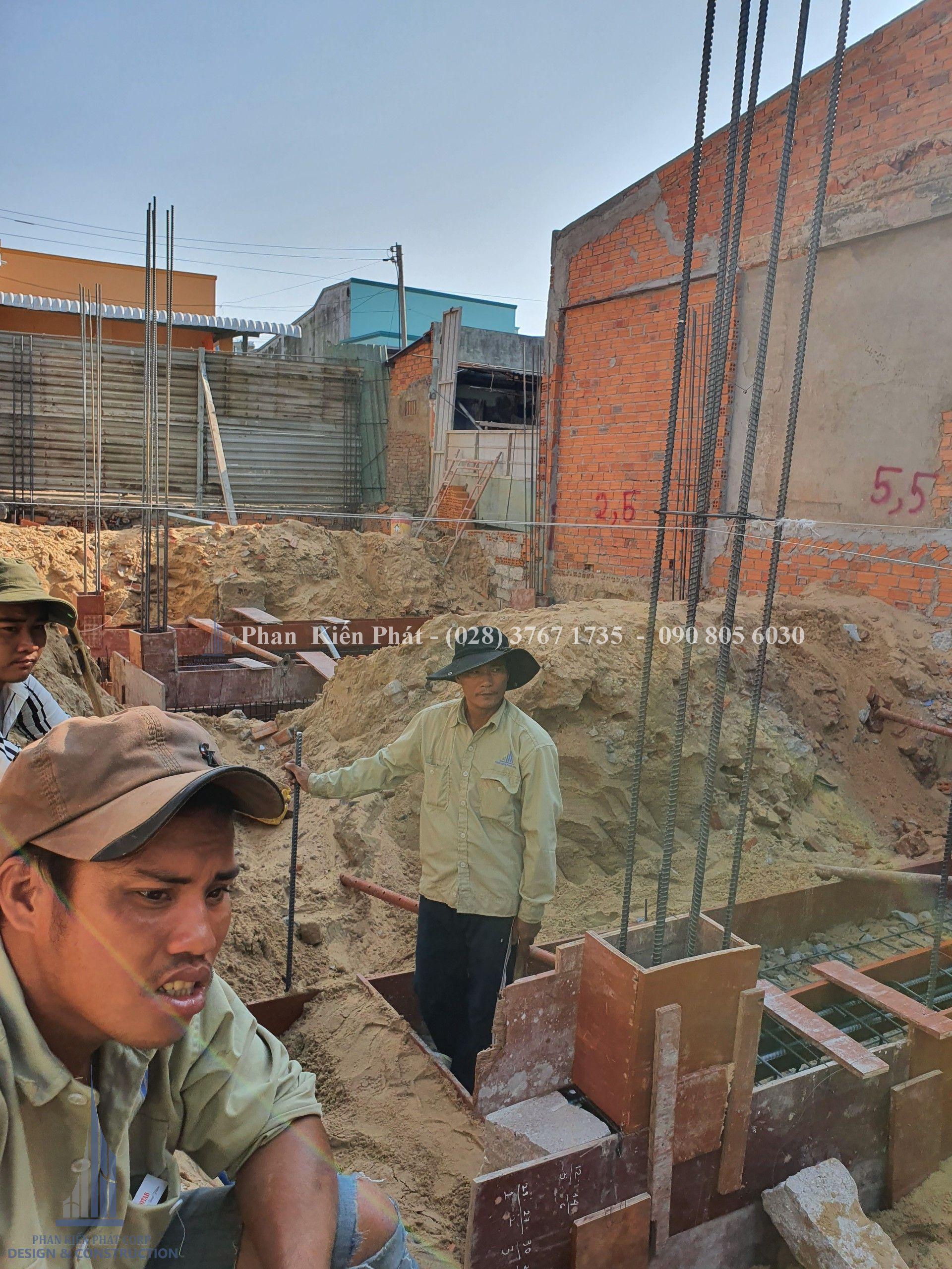 Thi Cong Nha Pho Co Dien Dep Tại Phan Thiet 2 Tkxd