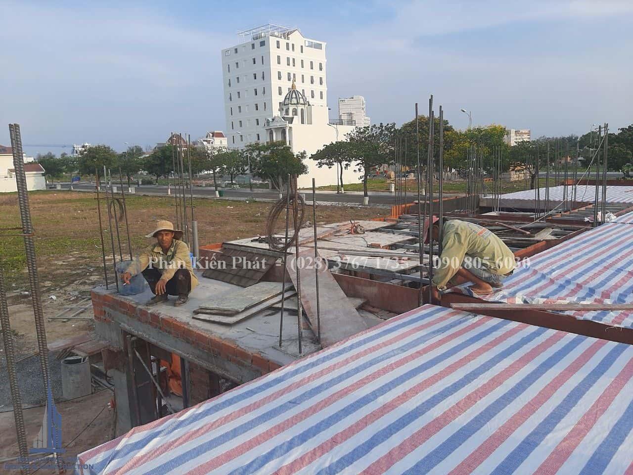 Thi công xây dựng biệt thự trọn gói tại Phan Thiết